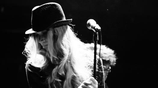Ivy Flindt live Prinzenbar Hamburg
